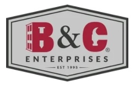Logo for B & C Enterprises
